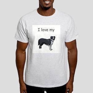 I love my Border Light T-Shirt
