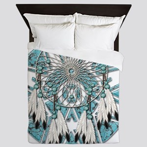 Dream Catcher Queen Duvet