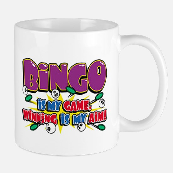 Bingo Winning Mug
