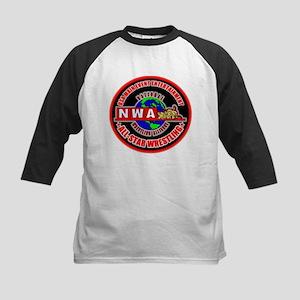 NWA ASW KID'S BASEBALL JERSEY