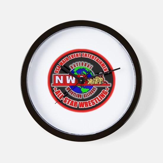 NWA ASW WALLCLOCK