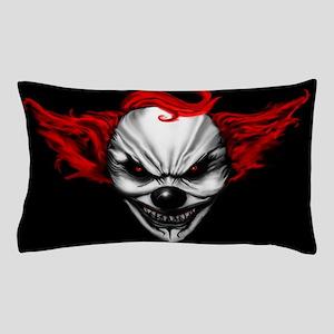 Happy Evil Clown Red Hair Pillow Case
