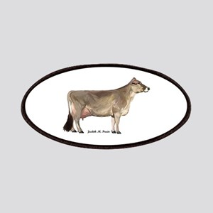 Brown Swiss Dairy Cow Patches