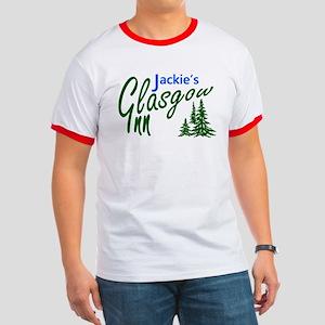 Jackies Glasgow Inn Dead-Ringer T-Shirt