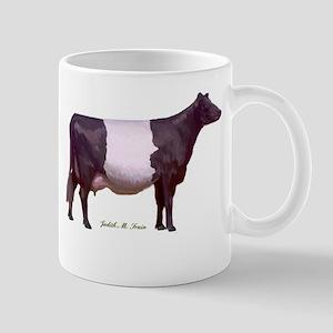 Dutch Belt Dairy Cow Mug