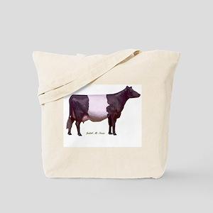 Dutch Belt Dairy Cow Tote Bag