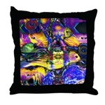 Nature Reflections II Throw Pillow