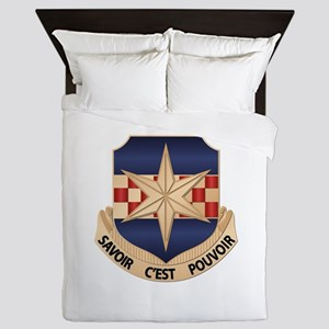 313Th US Army Security Agency Bn Queen Duvet