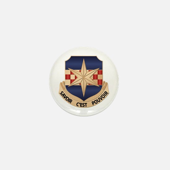313th US Army Security Agency Bn Mini Button