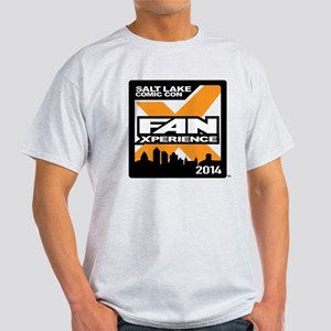 FanX 2014 Square Logo Light T-Shirt