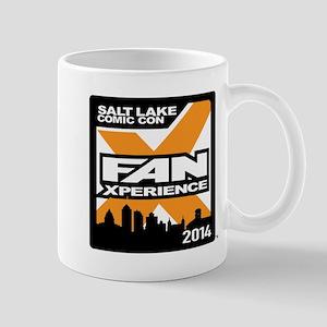 FanX 2014 Square Logo Mug