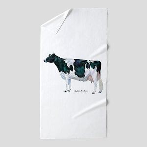 Roxy Cow Beach Towel