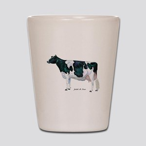 Holstein Cow Shot Glass