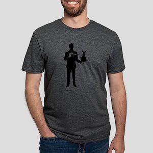 Magician bunny rabbi T-Shirt