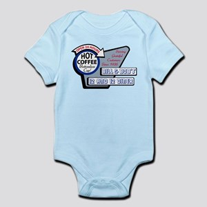 Bill & Bob's 12 and 12 Diner Body Suit