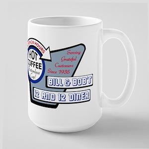 Bill & Bob's 12 and 12 Diner Mugs