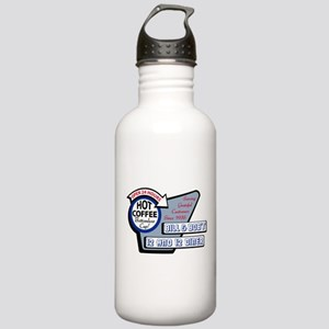 Bill & Bob's 12 and 12 Diner Water Bottle