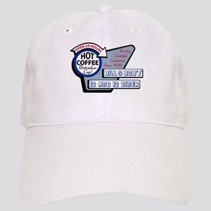 Bill & Bob's 12 and 12 Diner Baseball Cap