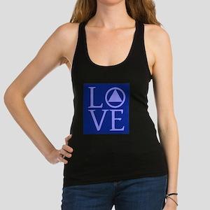 AA Love Racerback Tank Top
