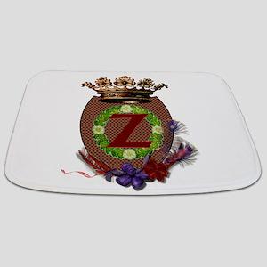 Z-Crest Bathmat
