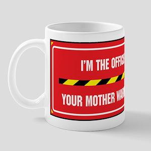 I'm the Office Manager Mug