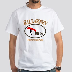 Portaging in Killarney Park T-Shirt