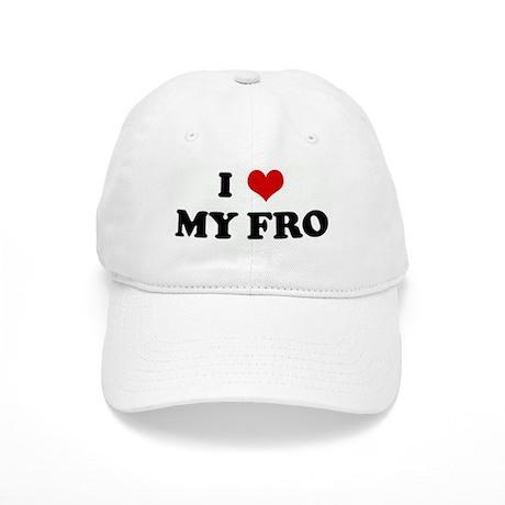 I Love MY FRO Cap