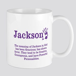 The Meaning of Jackson Mugs