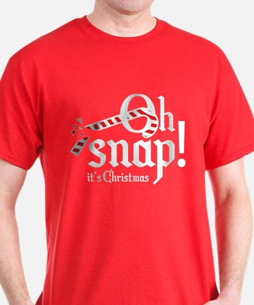 Oh Snap! It's Christmas. T-Shirt