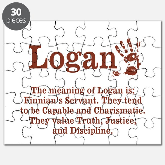 The Meaning of Logan Puzzle