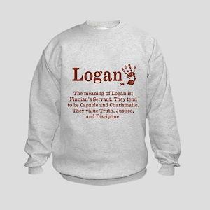 The Meaning of Logan Sweatshirt