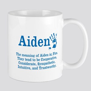 The Meaning of Aiden Mugs