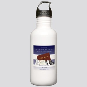 The Great Ship Titanic Stainless Water Bottle 1.0L