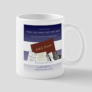 The Great Ship Titanic Mug