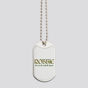 RobbieLegend Dog Tags
