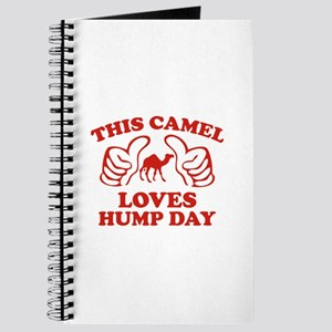 This Camel Loves Hump Day Journal