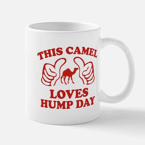 This Camel Loves Hump Day Mug