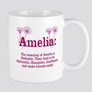 The Meaning of Amelia Mugs