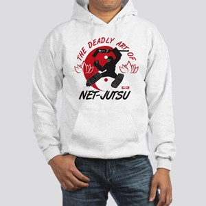 Net-Jutsu Hooded Sweatshirt