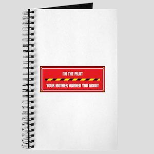 I'm the Pilot Journal