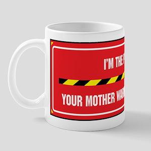 I'm the Pilot Mug