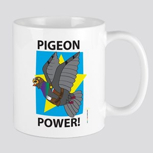 PIGEON POWER! Mug