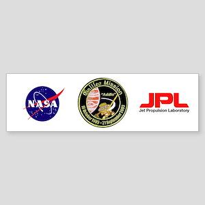 Galileo: Jupiter Sticker (Bumper)