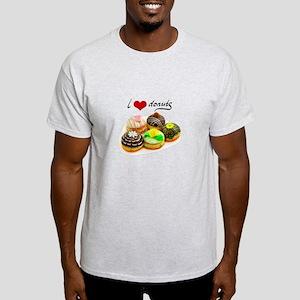 Five beautiful donuts. T-Shirt