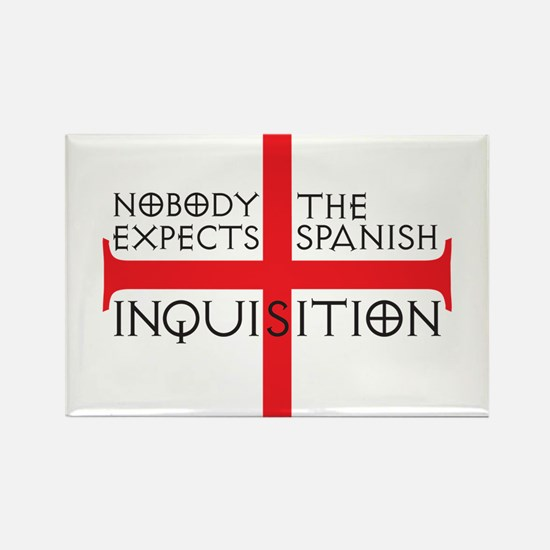spanish inquisition Magnets