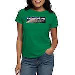 Smart Palm Women's Dark T-Shirt