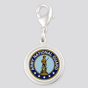 Army National Guard Seal Charms