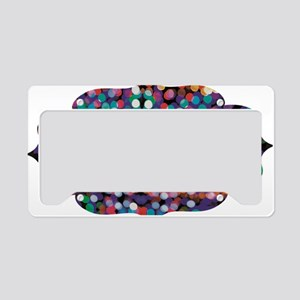 Young Forever License Plate Holder