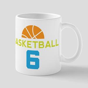 Custom Basketball Player 6 Mug