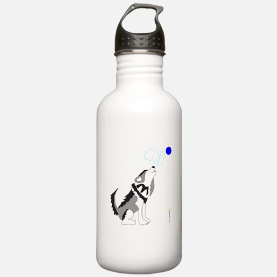 ZIGGY the WOLF Water Bottle